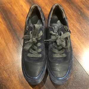 Paul Green Leather Tennis Shoes